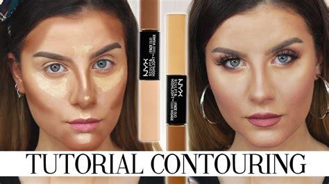 makeup tutorial youtube contouring tutorial contouring viso completo crema polvere ft nyx