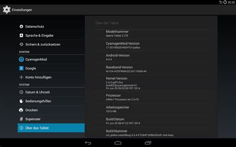 android cyanogenmod android 4 4 4 bereits verf 252 gbar cyanogenmod 11 team linux de