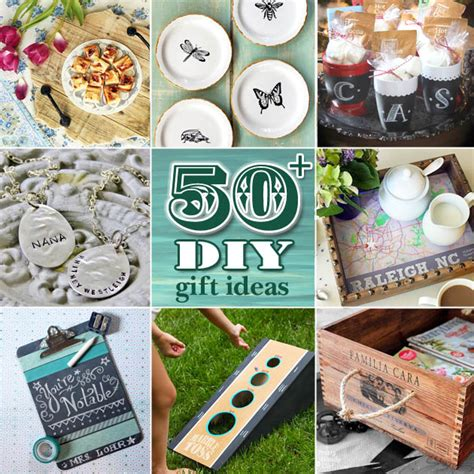 Unique Gift Idea - 100 diy gift ideas plus creative gift wrapping