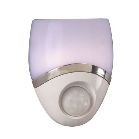 decorative motion detector lights amerelle automatic led motion activated geometric