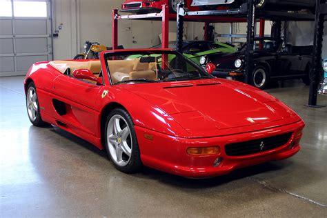 fiorano for sale 1999 355 serie fiorano 1 100 for sale 88889 mcg