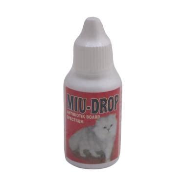 Antibiotik Kucing Drop Cat wisnutapa petshop blibli