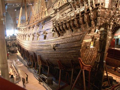 vasa ship museum vasa museum stockholm sweden must see places
