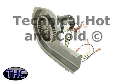 bryant inducer motor bryant inducer blower motor wheel