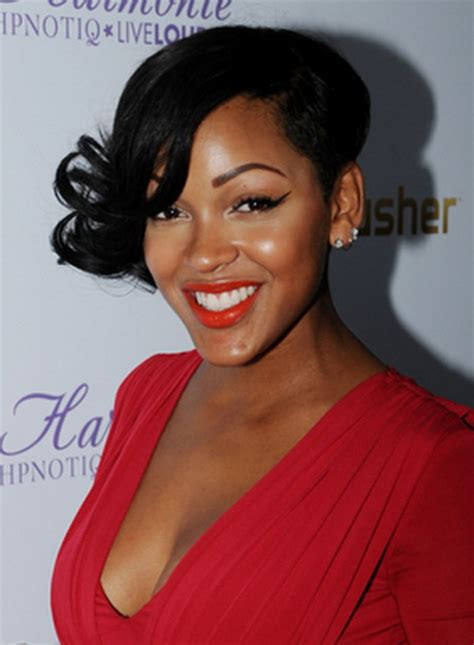 pictures of meagan good hair 2014 meagan good short hairstyles