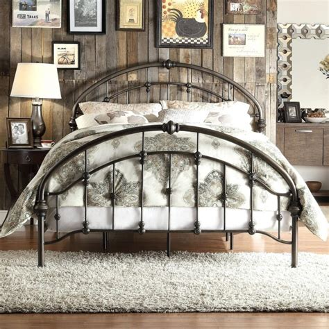 wrought iron headboards for queen beds wrought iron headboard queen grey with stripe white iron