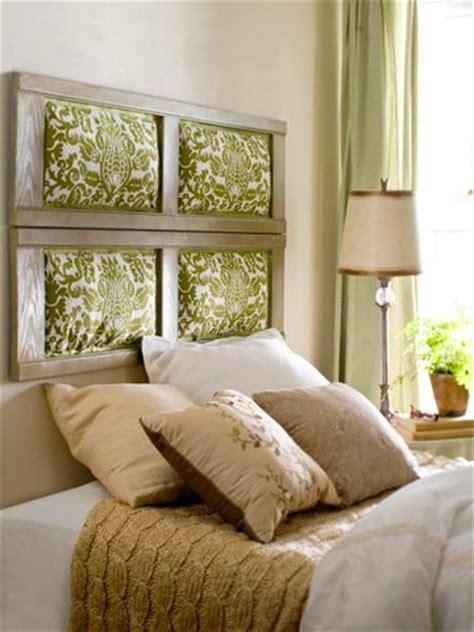 hacer cabecero de cama acolchado decoraci 243 n de dormitorio con cabecero de cama original