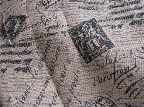 Wayside Treasures Printed Burlap At Joann Fabric