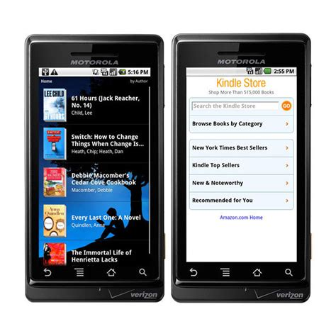 is kindle an android device kindle for android lands on verizon devices