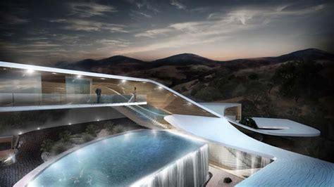 futuristic home design concepts futuristic house concept by m rad architecture