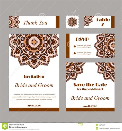 wedding invitation card design kuching wedding invitation and save the date cards vector