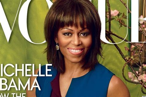 michelle obama vogue cover michelle obama s vogue cover for april exceeded our