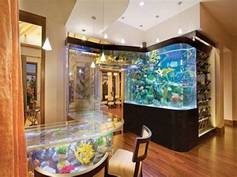 aquarium design for house flooring floor plans for mansions cool house plans