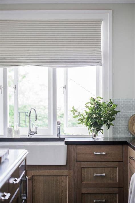 Ice Brown Granite Countertops   Transitional   Kitchen