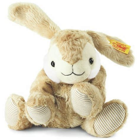 Rabbit Heat L by Steiff 239144 Floppy Hoppel Rabbit Heat Cushion
