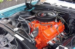 chevy 427 engine