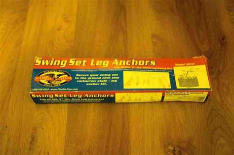 swing set leg anchors swing leg anchors for sale in maynooth kildare from bonoman66