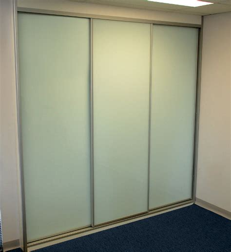 Vinyl Sliding Doors by Mirror And Glass Wardrobe Doors
