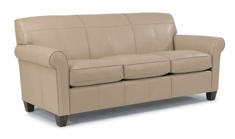 steel living room furniture leather sofa by flexsteel furniture furniture