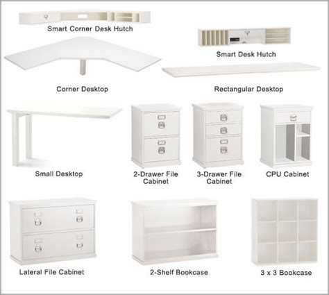 1000 Images About Office On Pinterest Office Spaces Bedford Corner Desk Set