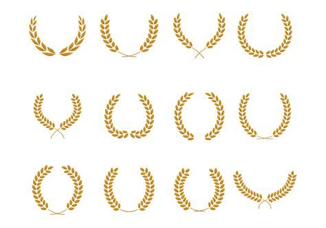 vector image wheat vector 3 free vector stock graphics