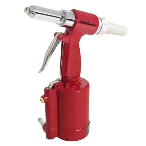 arrow fastener pneumatic rivet tool rt90p the home depot