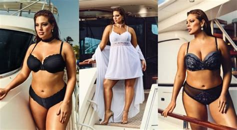 fotos de aro grisales en ropa interior ashley graham dise 241 a una colecci 243 n de lencer 237 a para novias xxl