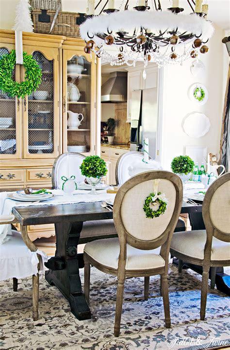 christmas dining room my elegant christmas dining room tidbits twine