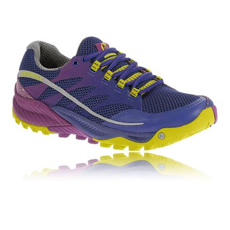 merrell all out charge womens cushioned trail running