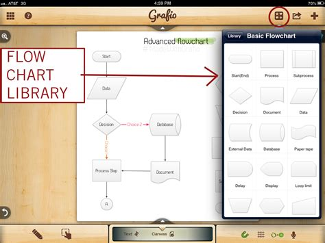 flowchart library apps for architects grafio hawkins architecture