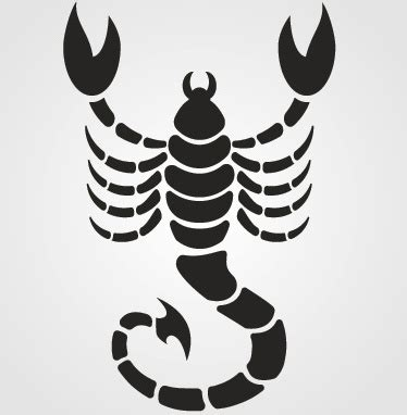 scorpion free vector designs free vector download 51 free