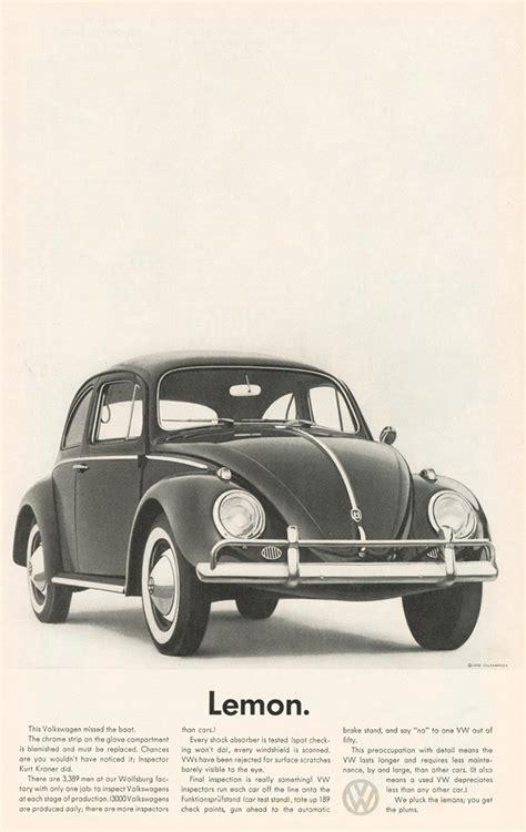 volkswagen ads 2016 volkswagen of america ads 1960 66 fonts in use