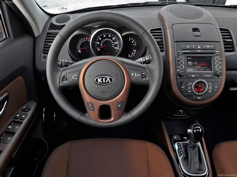 2014 Kia Soul Manual Transmission фото салона киа соул 2012 27