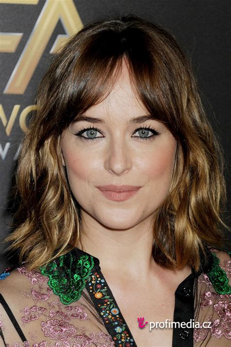 In Frisuren by Dakota Johnson Frisur Zum Ausprobieren In Efrisuren