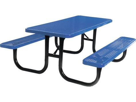 6 heavy duty cut picnic table upt 7231