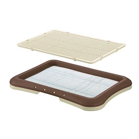 puppy pad tray tray mesh toilet pet protection floor pad holder potty puppy ebay