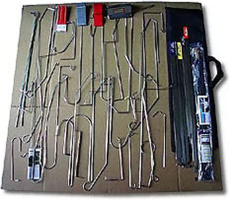 slim jim set lock picks slim jims and car openers