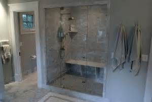 zero entry shower