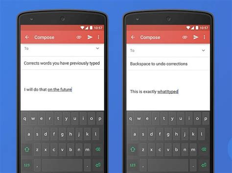 reset android autocorrect swiftkey s clarity keyboard app for android features multi