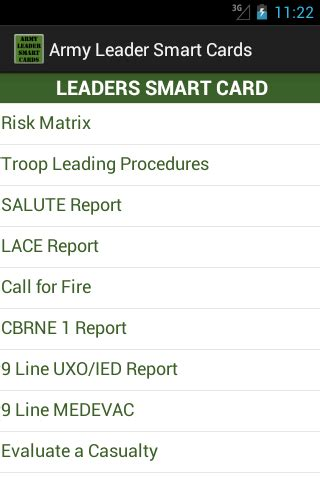 lace report template army leader smart cards app ranking and store data app