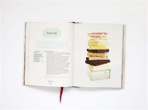 book layout design ideas beautiful layout from the little friday cookbook