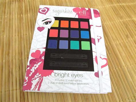 E L F Book Eye sugarkiss by e l f book bright edition