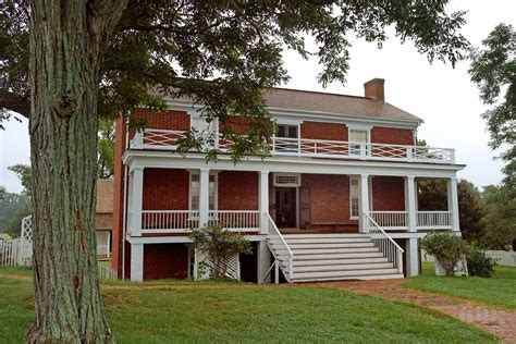 mclean house how the civil war stalked wilmer mclean history in the headlines