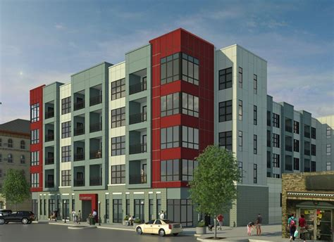 Apartments Near Milwaukee Market Apartment Complex Proposed Near Uwm Biztimes Media Milwaukee