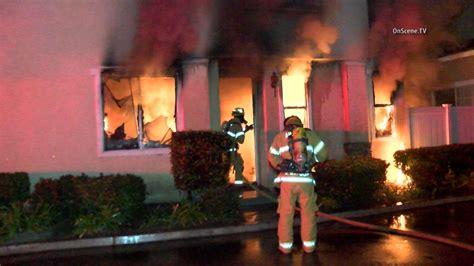 Anaheim Fireplace by Engulfs Anaheim Condo Housing Hash Operation