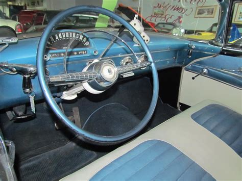 Ford Crown Interior by 1955 Ford Crown 181844
