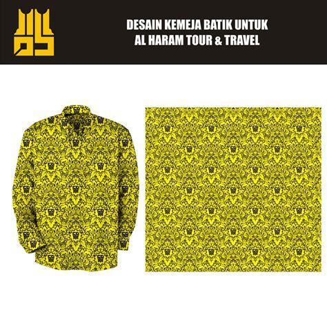 Kemeja Batik 4 sribu office clothing design desain kemeja batik