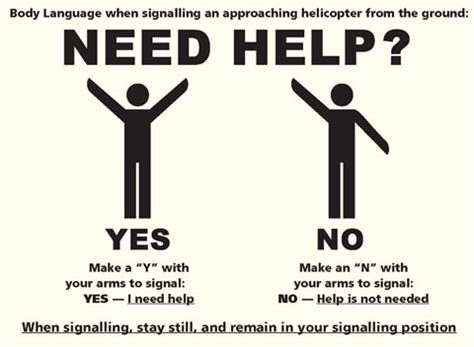Help No Seriously I Need Help by Alberta Parks Kananaskis Country Backcountry Safety