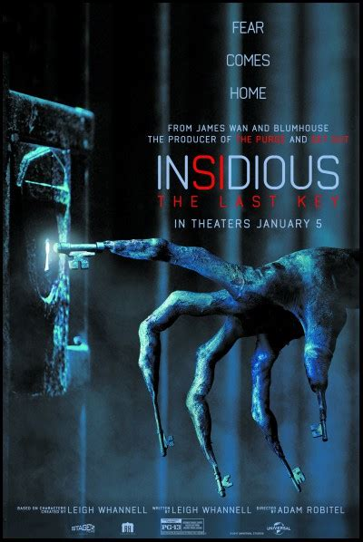insidious film score insidious the last key review disappointing by the