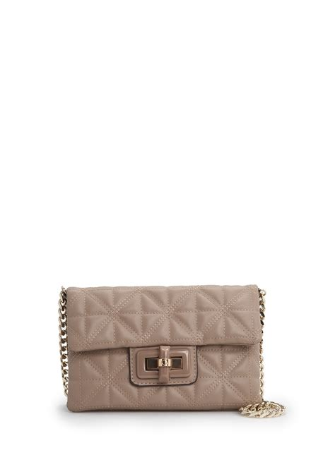 Quilted Shoulders Dress Mango by Mango Beige Quilted Shoulder Bag Wear Clutches